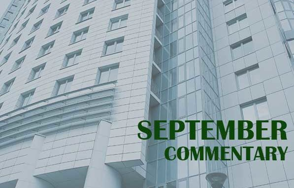 HI Financial Services Commentary 09-11-2018